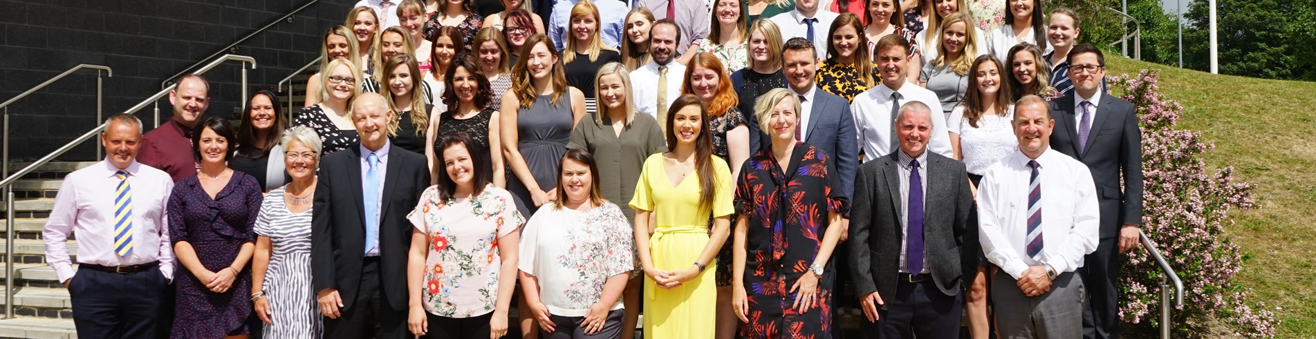 New teachers graduate from Shotton Hal SCITT 2018