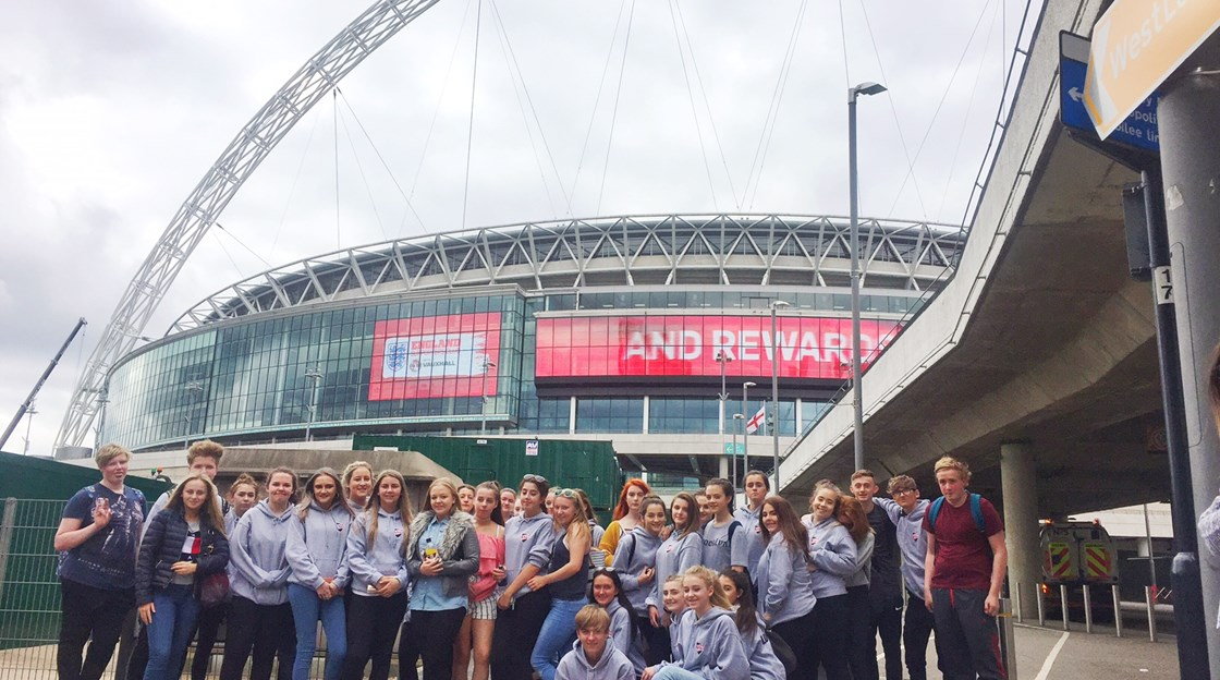 London art and dance trip 17