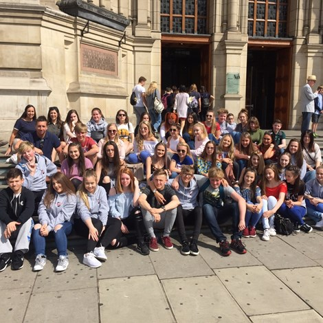 London art and dance trip 3