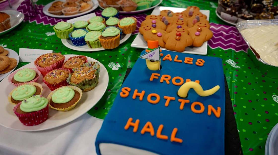 The Great Shotton Bake Off
