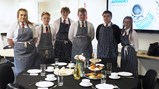 Shotton Hall Academy - Tea is Served